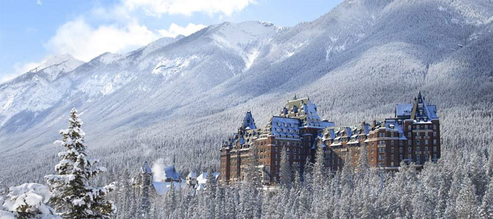Banff springs from website