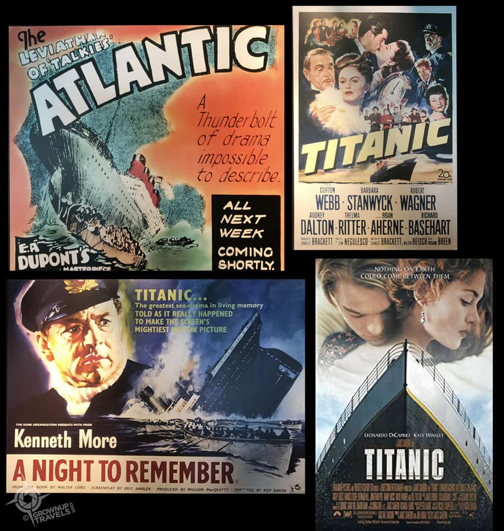 Titanic Movie Posters