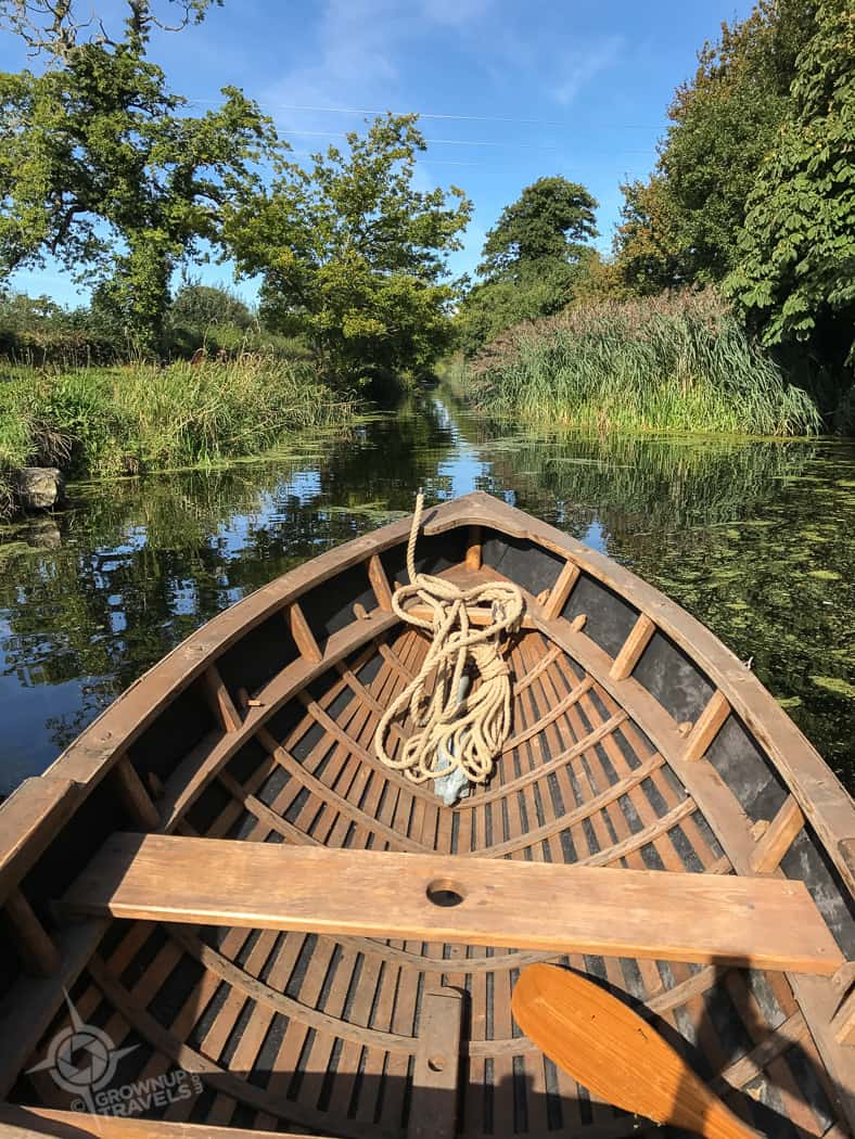 Irish Currach used in Game of Thrones