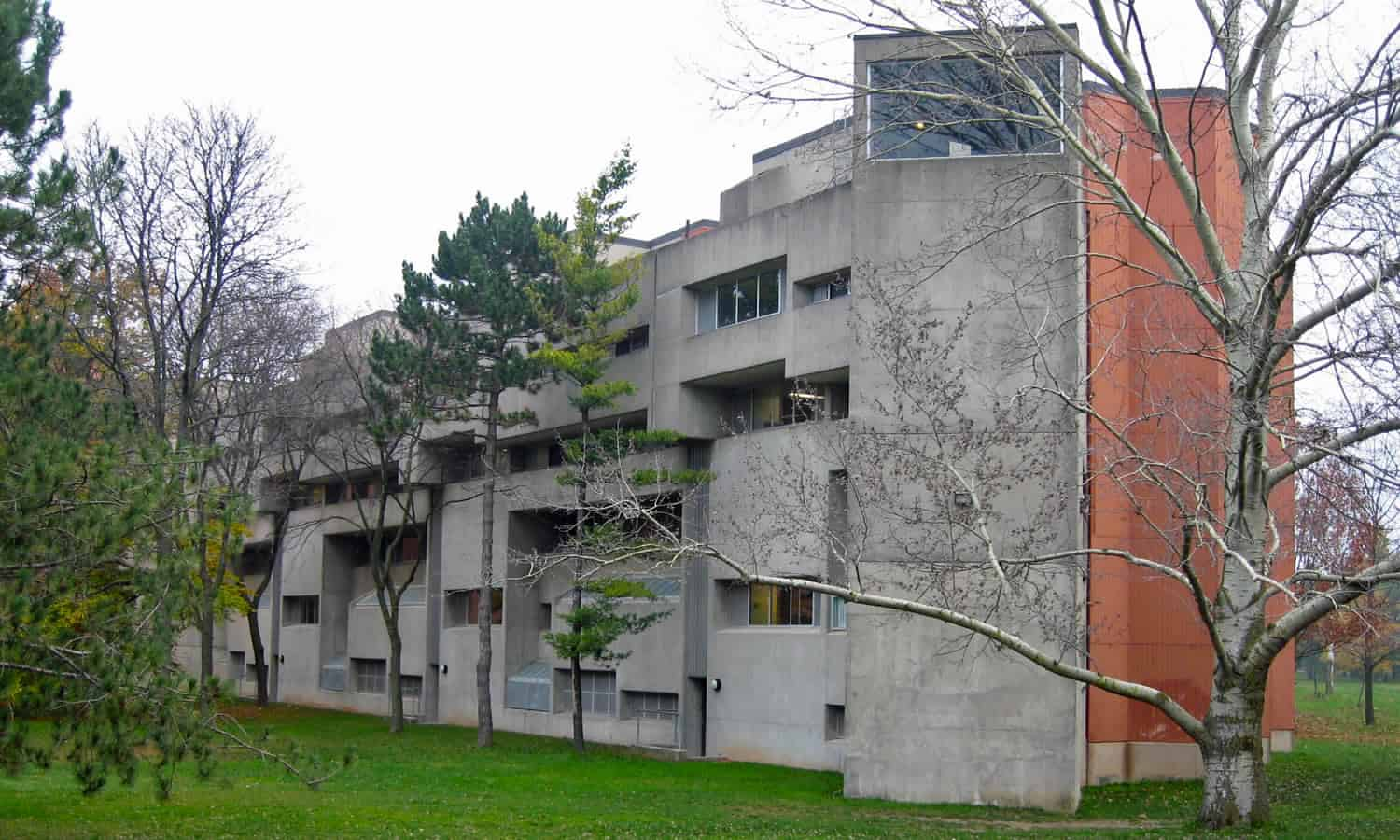 U of Guelph south residence