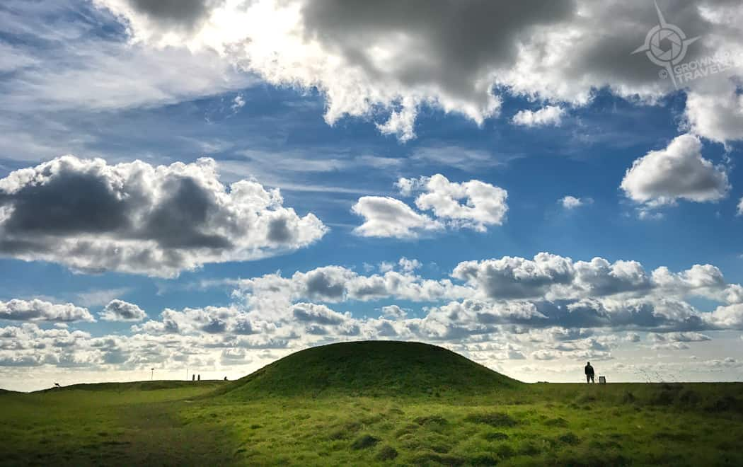 Hill of Tara passage tomb