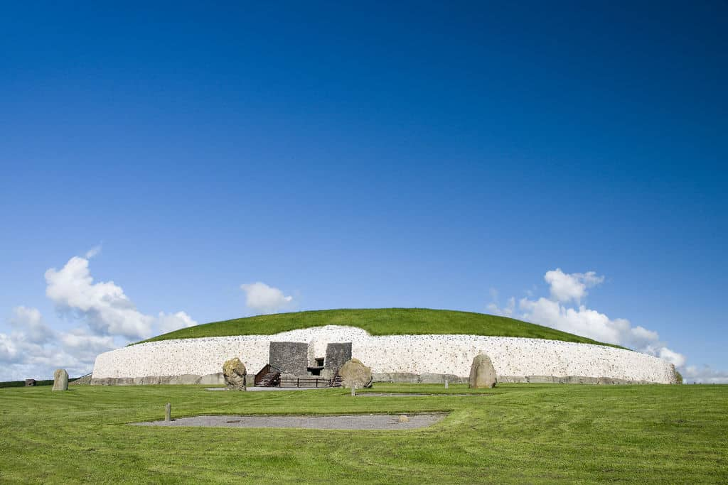 Newgrange *Photo Credit Failte Irelandjpg
