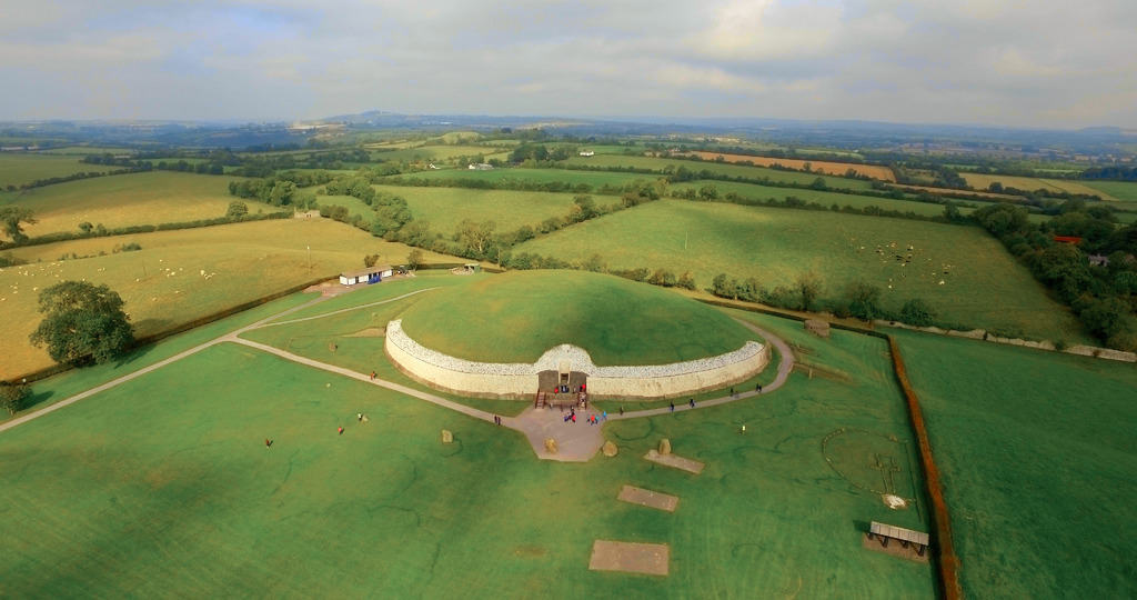 Newgrange *Photo Credit Jenny Jensma Tourism Ireland