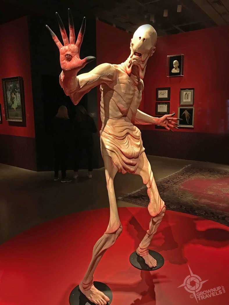 The Pale Man Pans Labyrinth