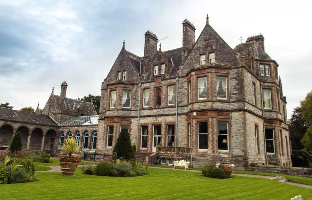 Ireland's Castle Leslie: a Luxury Castle Stay with a Story (or two)