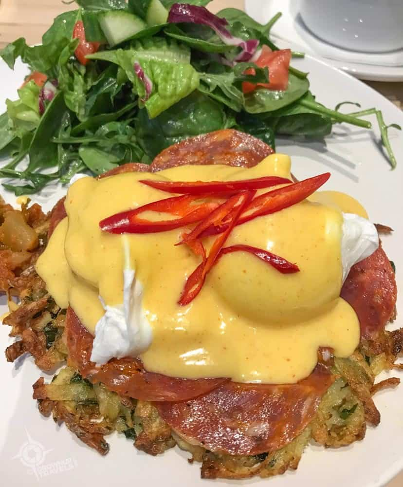 House of Common the Junction eggs Benny