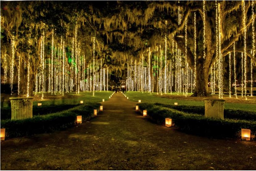 Sticks and Stone and More at Brookgreen Gardens, Myrtle Beach
