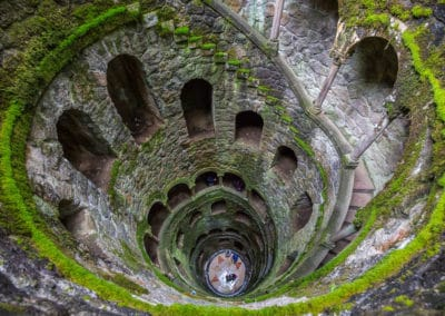 Initiation Well, Sintra, Portugal