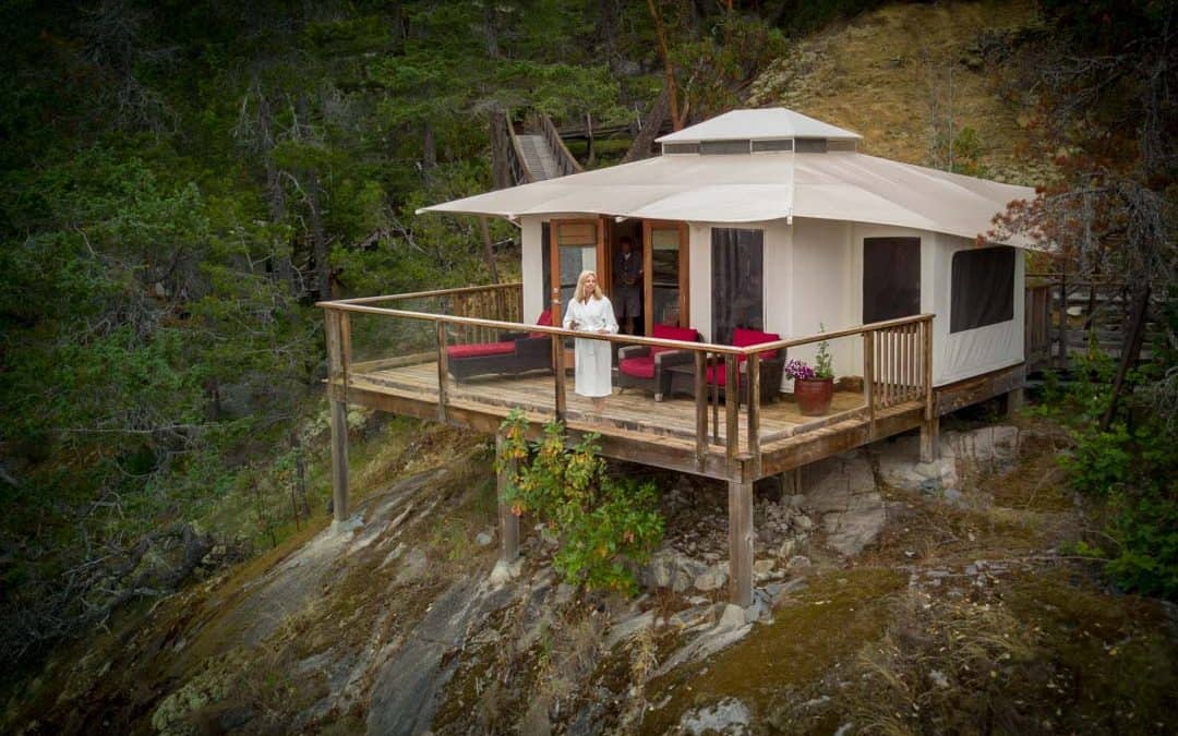 Rockwater Secret Cove Resort Tenthouses: The Sunshine Coast's Best Kept Secret