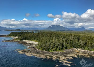 Helicopter Tour Tofino Clayoquot Sound