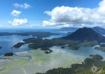 Helicopter Tour of Clayoquot Sound