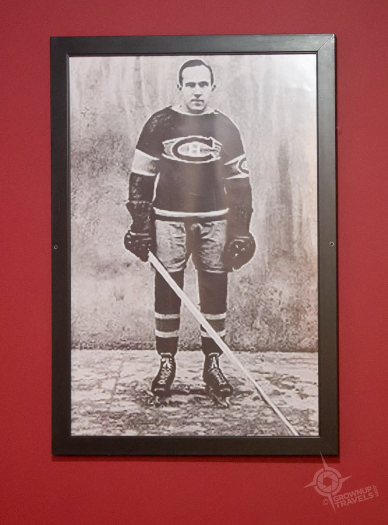 Howie Morenz The Mitchell Meteor