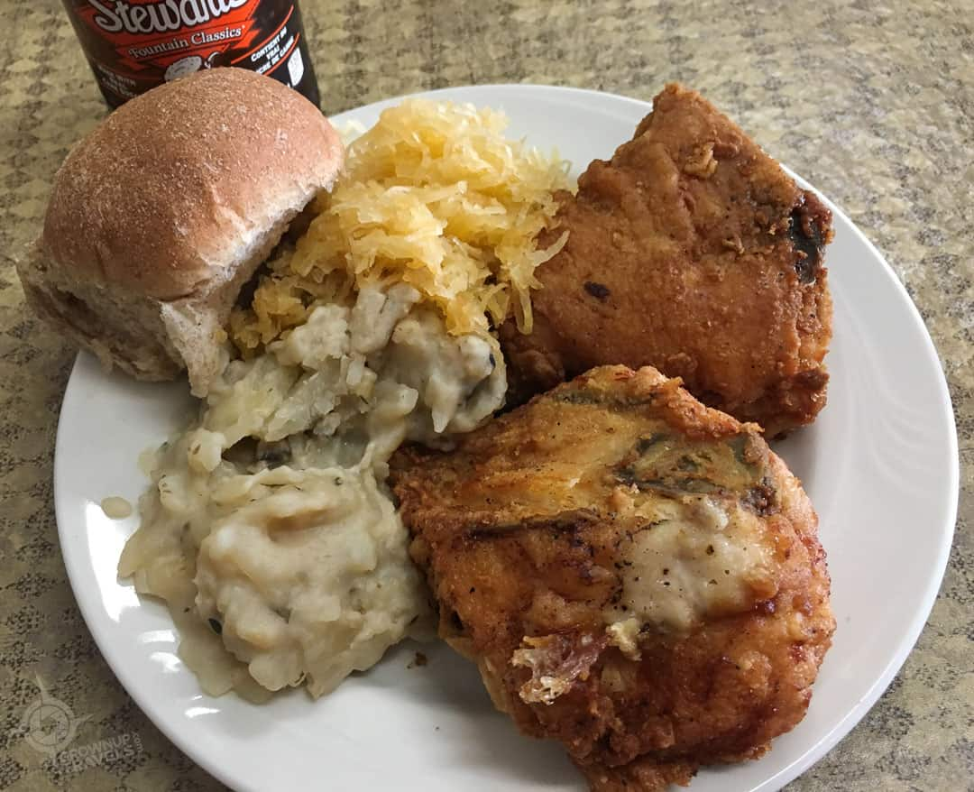 Anna Mae's Broasted Chicken Dinner Perth County