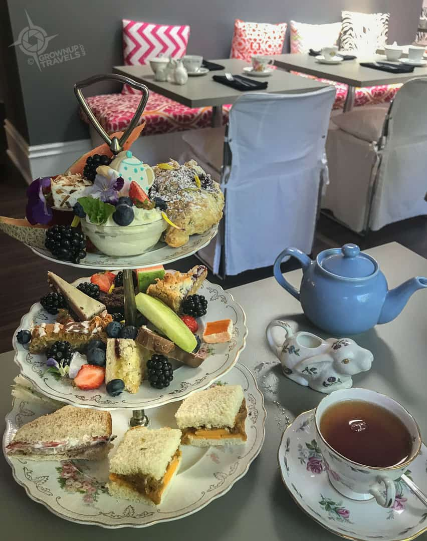 Afternoon Tea Harry 10 Shilling Perth County