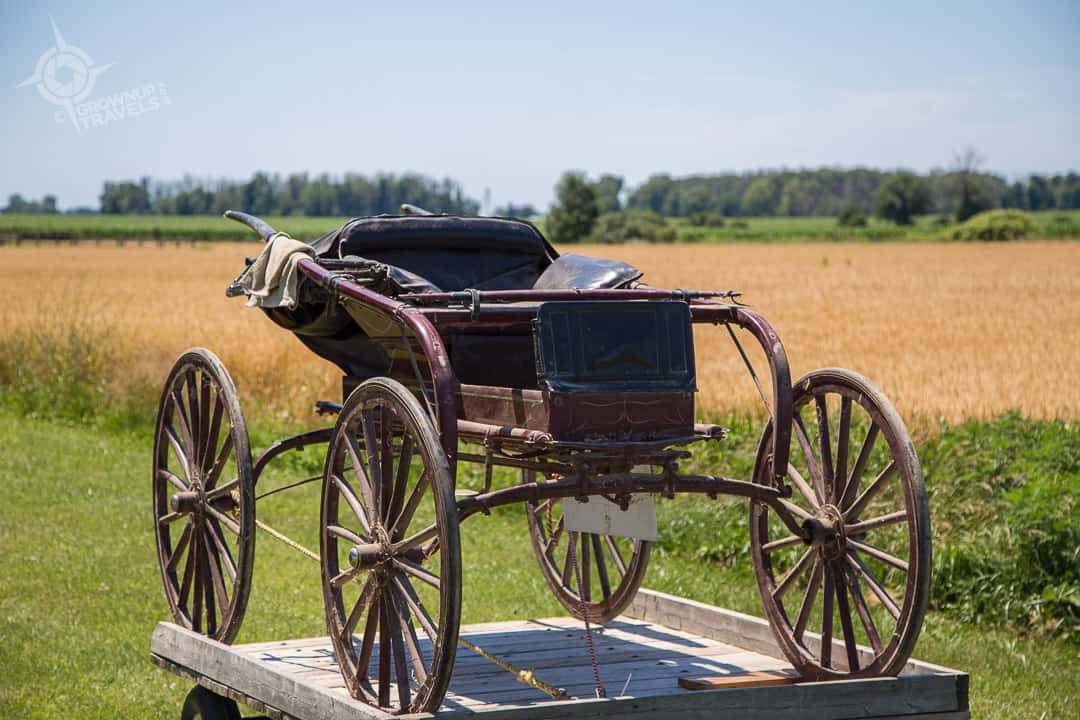 Antique buggy for sale in Perth County