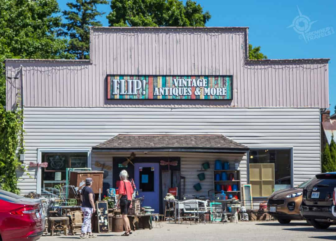 Flip Vintage and Antiques Shakespeare Ontario