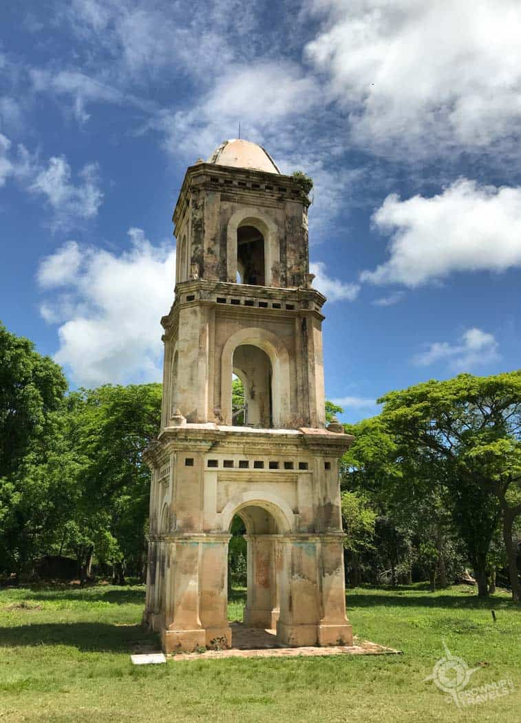 Sugar Plantation WatchTower Cuba
