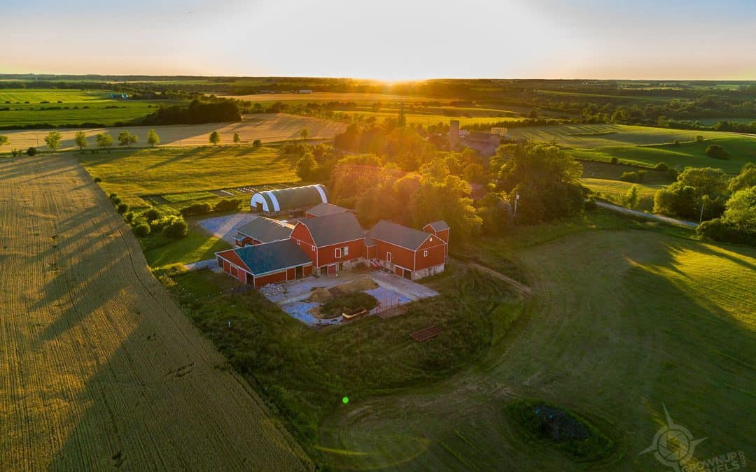 "Transvaal Guest House: A ""Farmhouse Chic"" Stay in Perth County, Ontario"