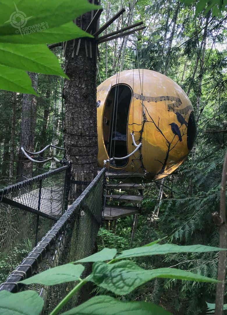 Melody Free Spirit Spheres Vancouver island