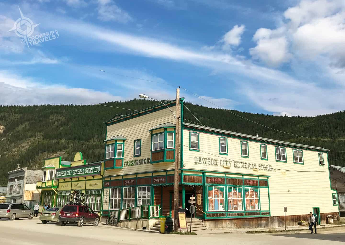 Dawson City General Store Yukon