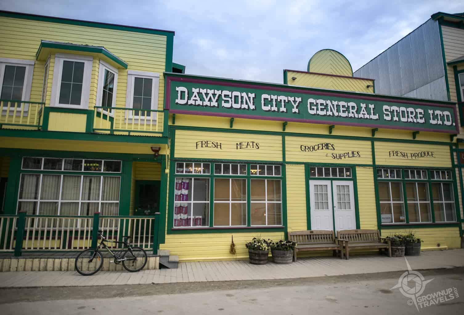 Dawson General Store Yukon