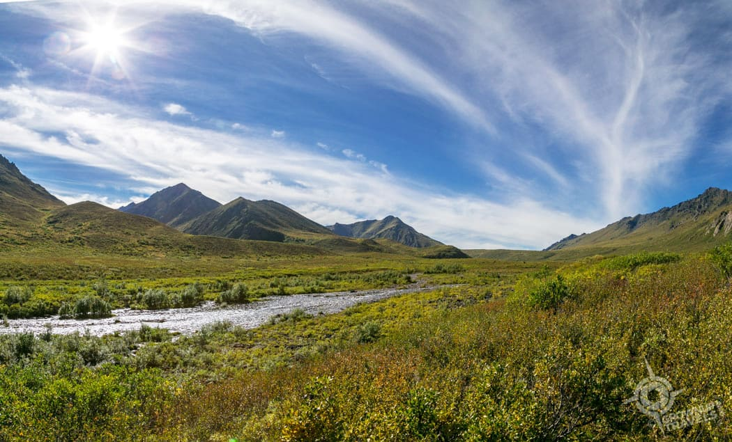 River View Tombstone Territorial Park Yukon