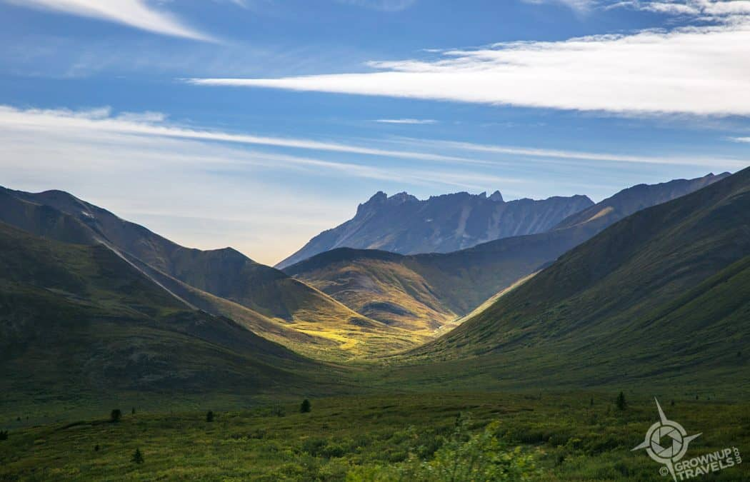 Yukon Adventures: Horseback Riding in Tombstone Territorial Park