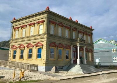 Masonic Temple Dawson City Yukon