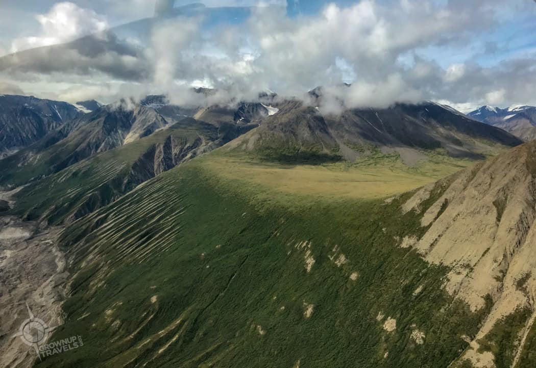 Mountain Plateau Yukon