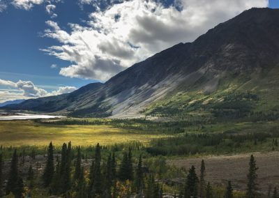Hiking the Alsek Valley Trail Yukon