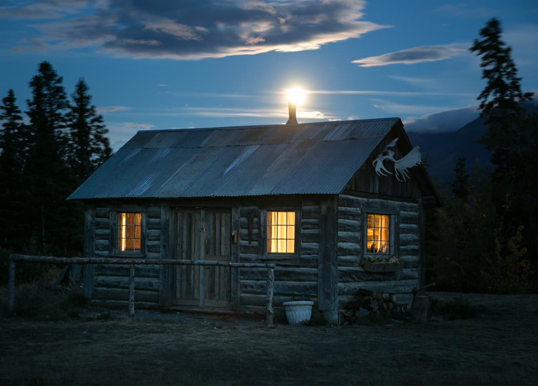 Mount Logan Lodge Rustic Cabin