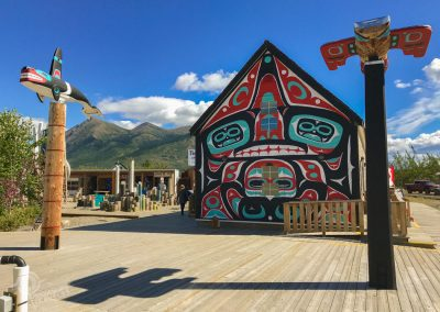 Carcross Commons Yukon