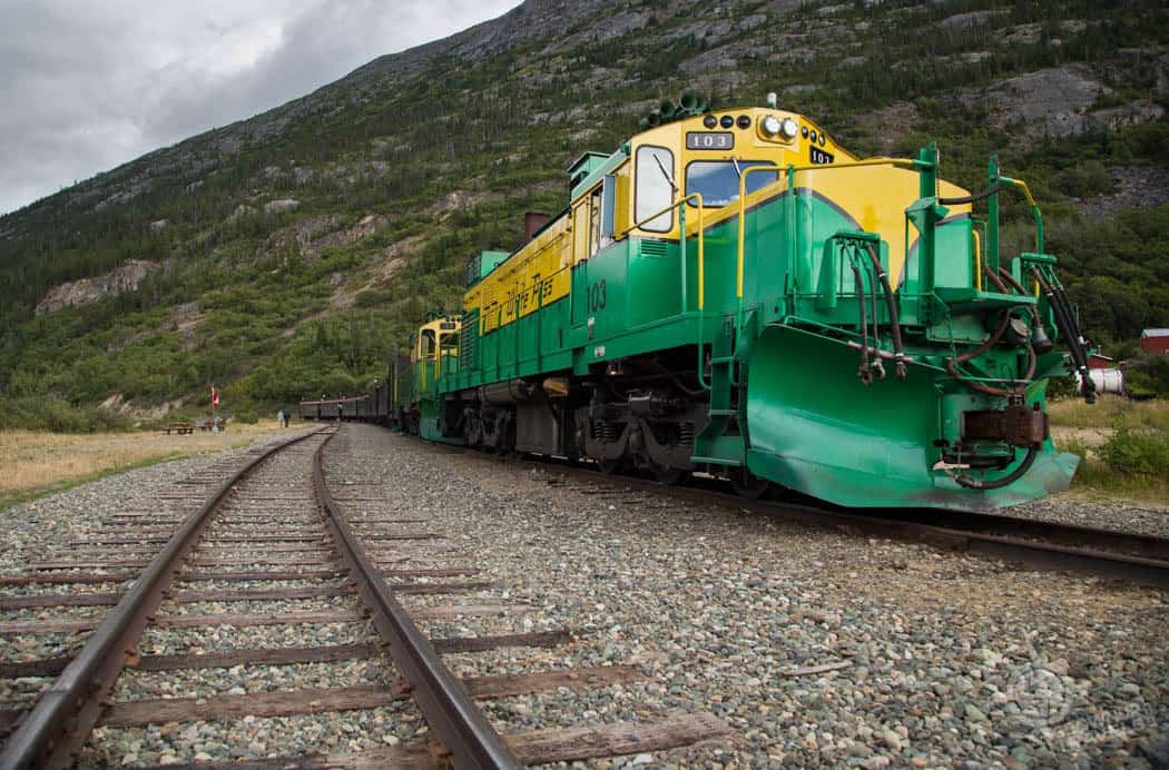 White Pass Train Yukon