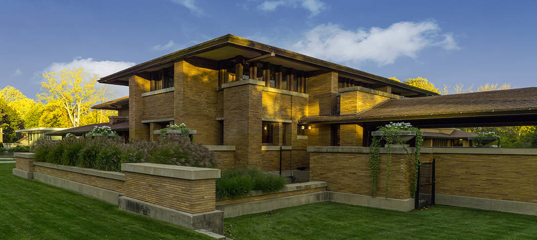 The Martin House: a Frank Lloyd Wright Buffalo Masterpiece