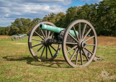 Canon from the Battle of Manassas