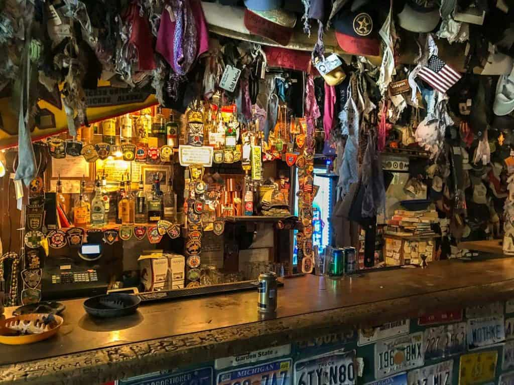 Saloon in Chicken Alaska