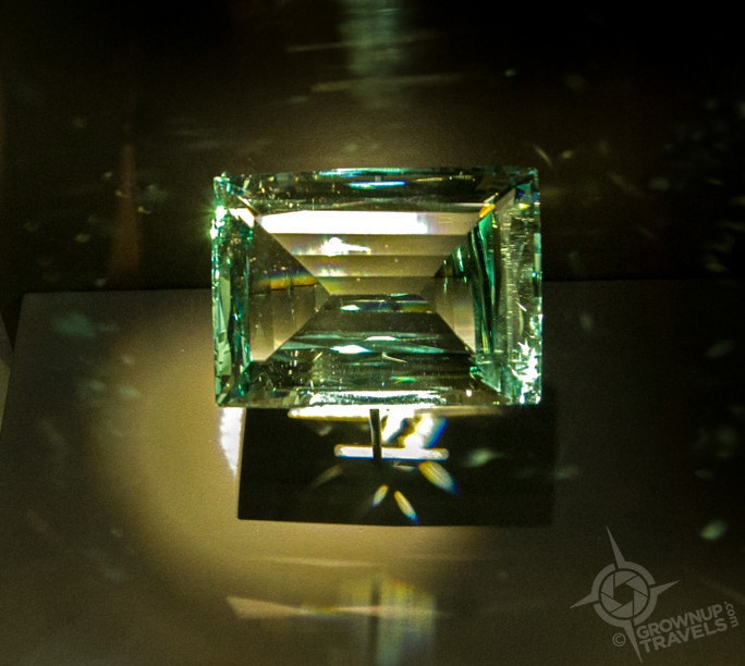 Brazilian Aquamarine Museum Natural History Washington
