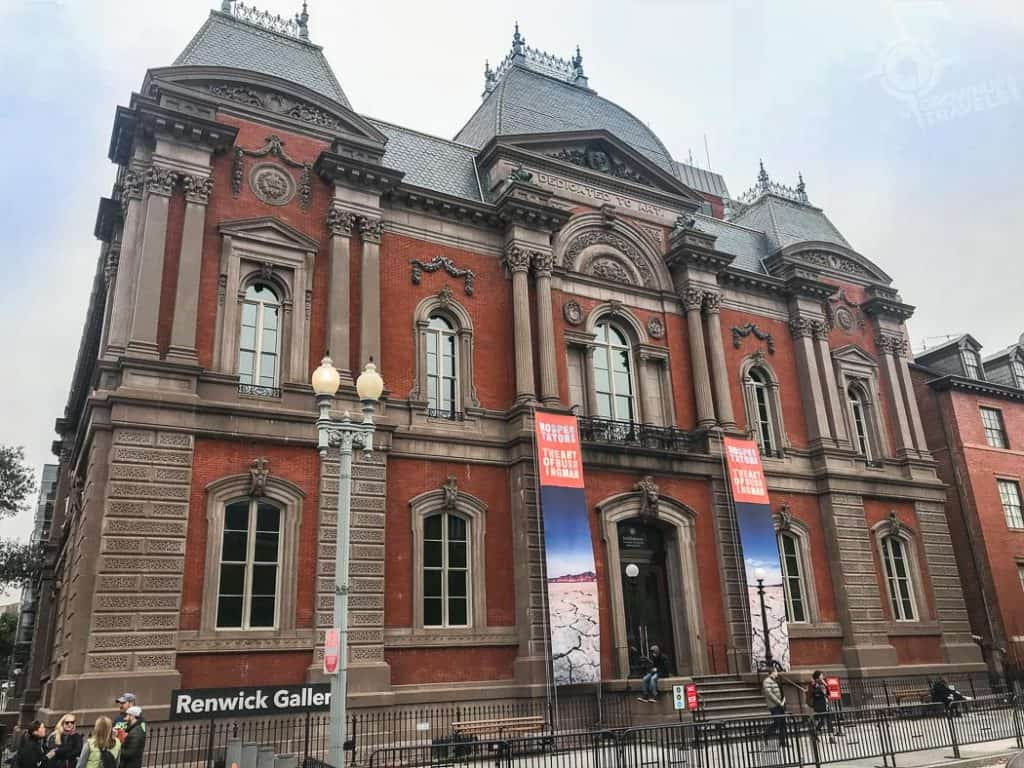 Renwick Art Gallery Washington DC