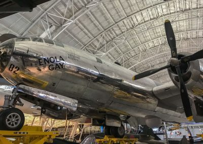 Enola Gay Air and Space Museum Virginia