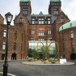 Looking for a Unique Boutique Hotel in Buffalo? Stay in a Former Insane Asylum at Hotel Henry!