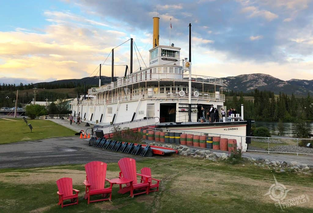 SS Klondike Whitehorse National Historic Site