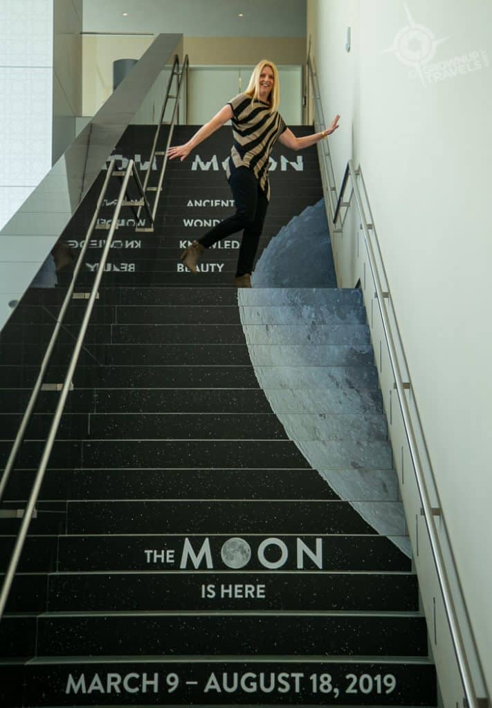 Jane on the Moon Aga Khan museum