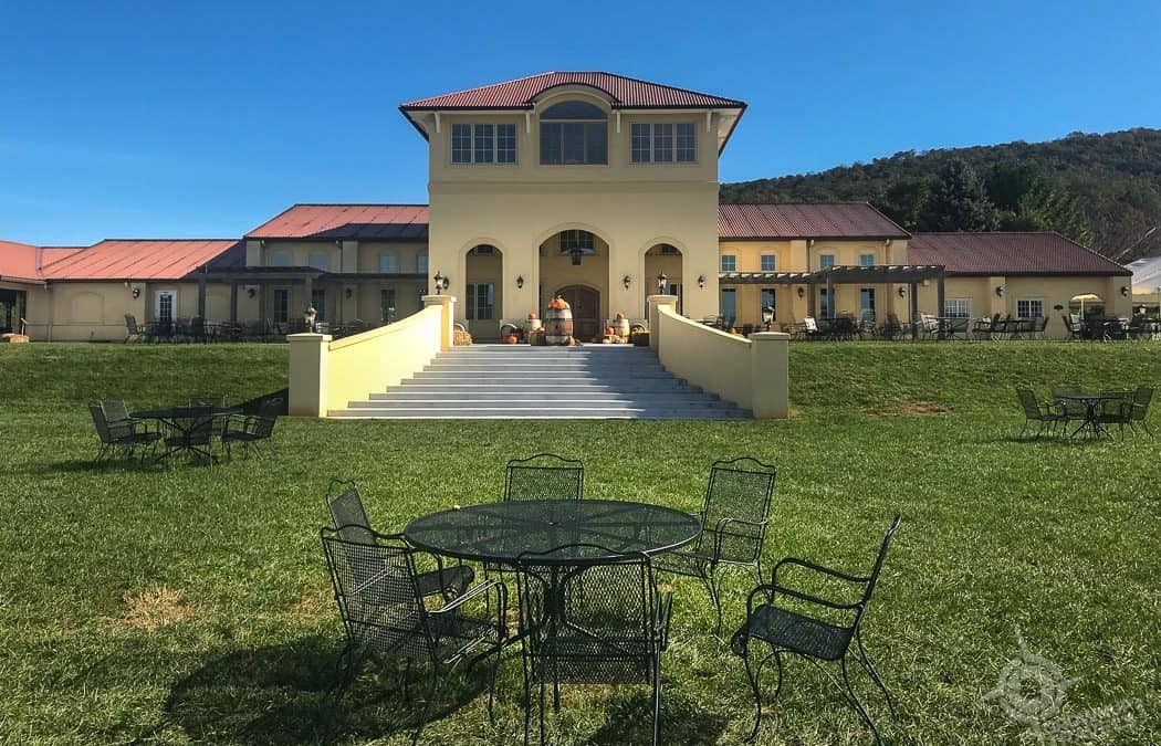 Loudoun County, Virginia is for [Wine] Lovers!