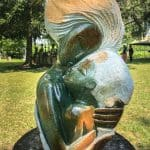 ZimArt Gallery: Shona sculptures from Zimbabwe   in Ontario's Kawarthas