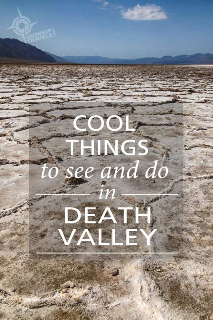 Pinterest_What to see in Death Valley