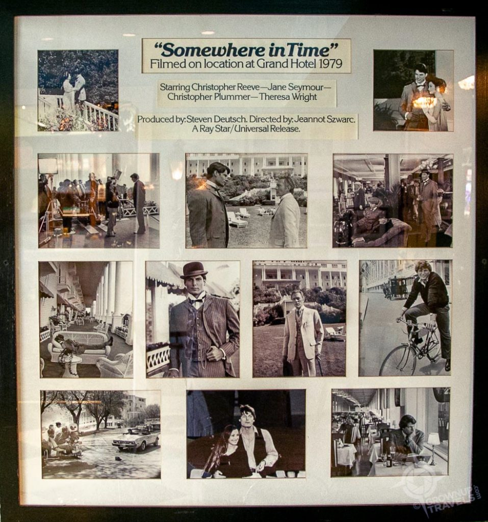Somewhere in Time Framed Scenes