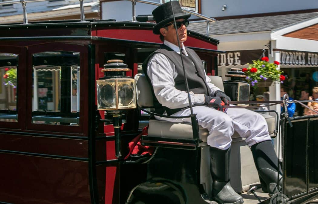 Travelling Back in Time on Michigan's Mackinac Island