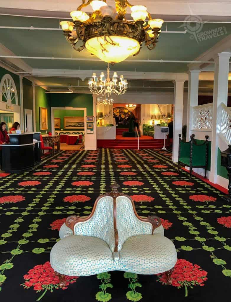 The Grand Hotel On Mackinac A Designer Hotel Like No Other Grownup Travels