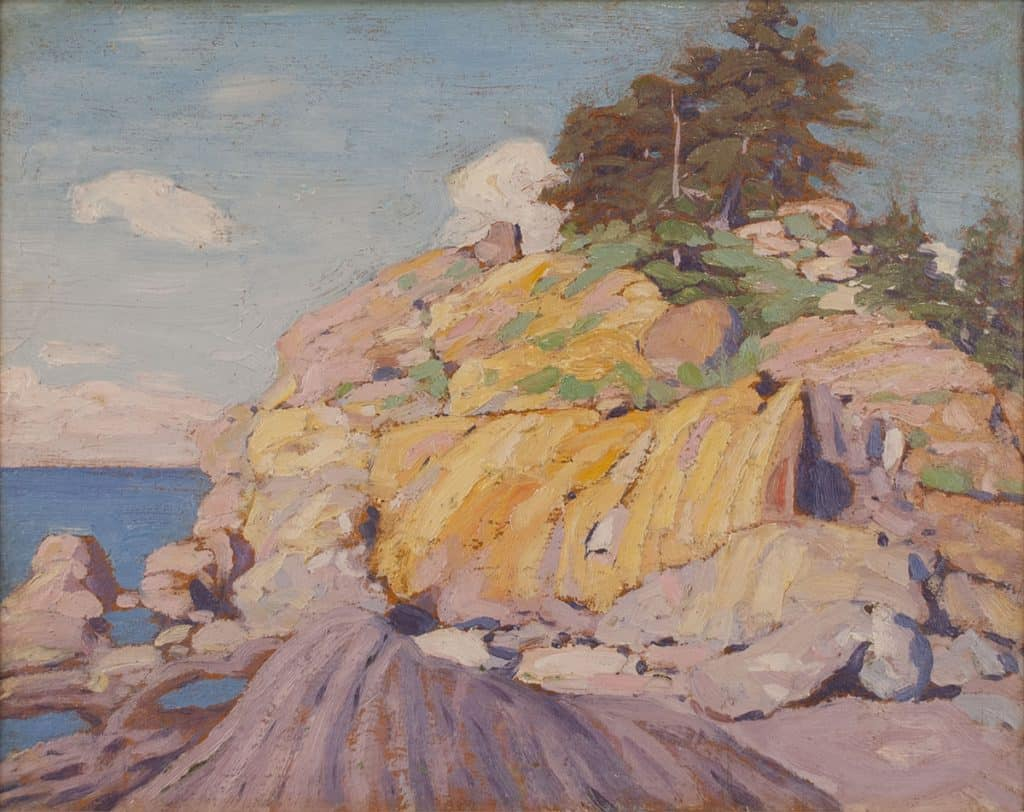 HARRIS-Georgian-Bay-1916