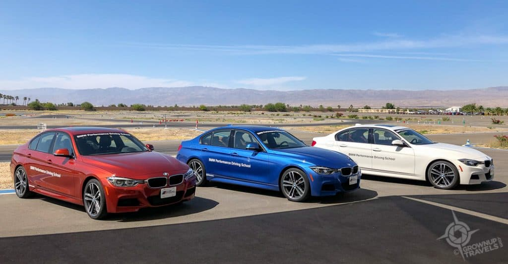 BMW Performance Centre M_Cars Palm Springs